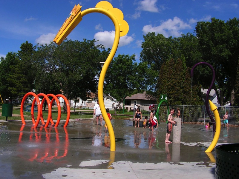 A.H. Browne Spray Park